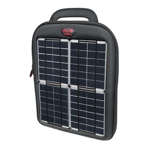 Voltaic Systems 1017 Spark 8 Watt Solar Tablet Case, Silver 8 Watts of Solar Power: 1 hour in sun = 1 hour video playback. Universal Battery Pack: More than a full iPad charge.  #VoltaicSystems #Lawn&Patio