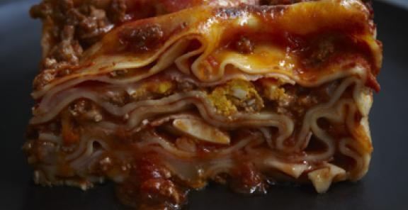 Nigella Lawson's Quick Calabrian Lasagna