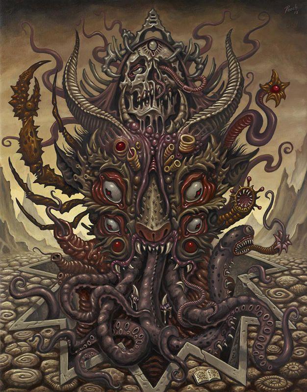 Hp Lovecraft Artwork Music Writing Imagination