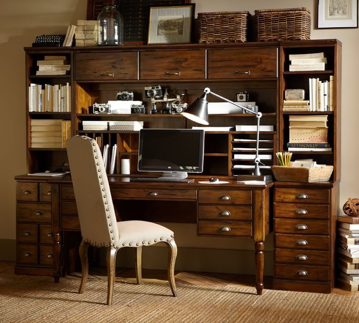modular home office furniture collections to support