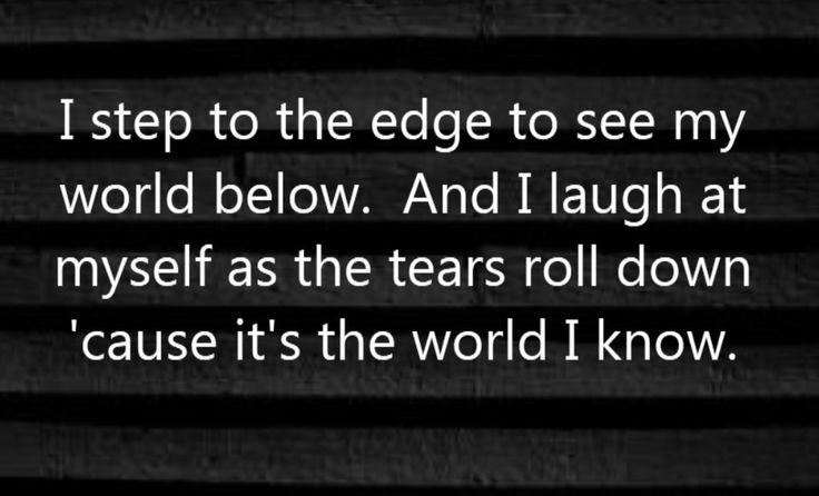 LETRA THE WORLD I KNOW - Collective Soul | Musica.com