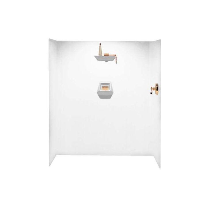 The 25+ best Shower wall kits ideas on Pinterest | Shower walls ...