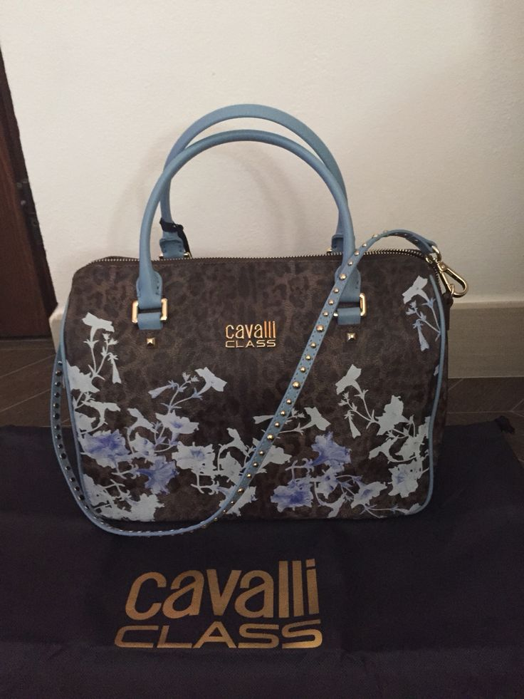 Cavalli class bag