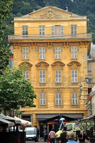 Palais Cais de Pierlas, Cours Saleya, Nice ~