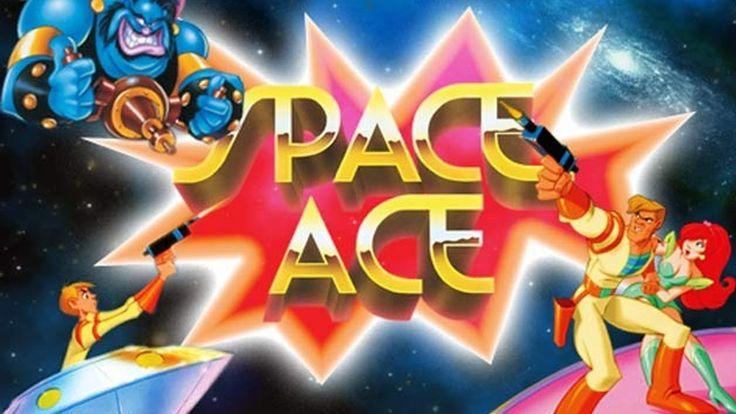 Space Ace - Atari Jaguar CD