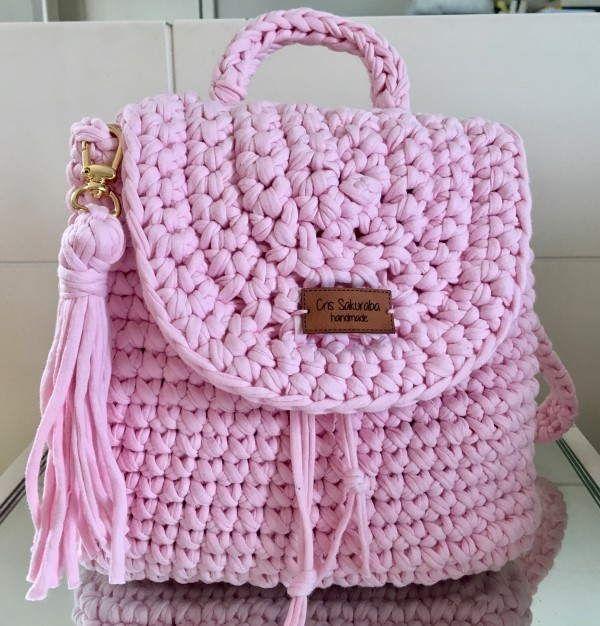 Bolsa De Croche Grafico Modelos E Fotos Com Imagens Bolsas