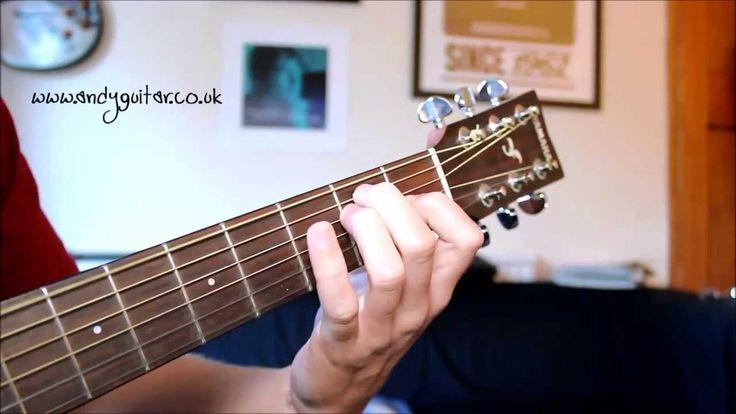 How to play a B7 guitar chord