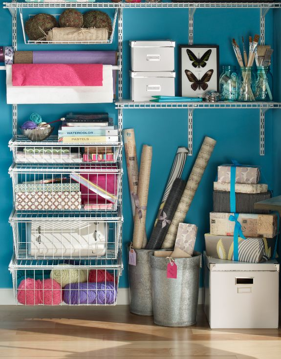 218 best Craft Room images on Pinterest | Craft space, House ...