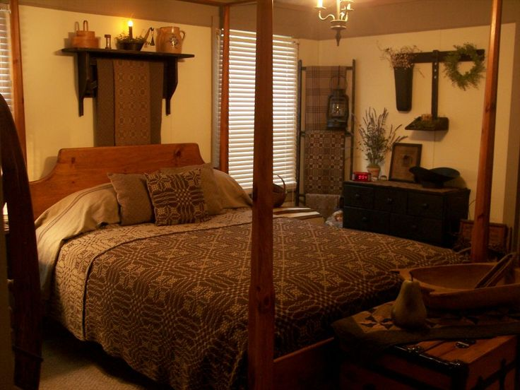 25 best ideas about primitive country bedrooms on pinterest rustic americana decor country - Bedrooms images ...