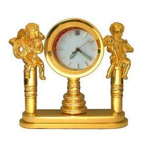 [MINI CLOCK]천사의조각상시계
