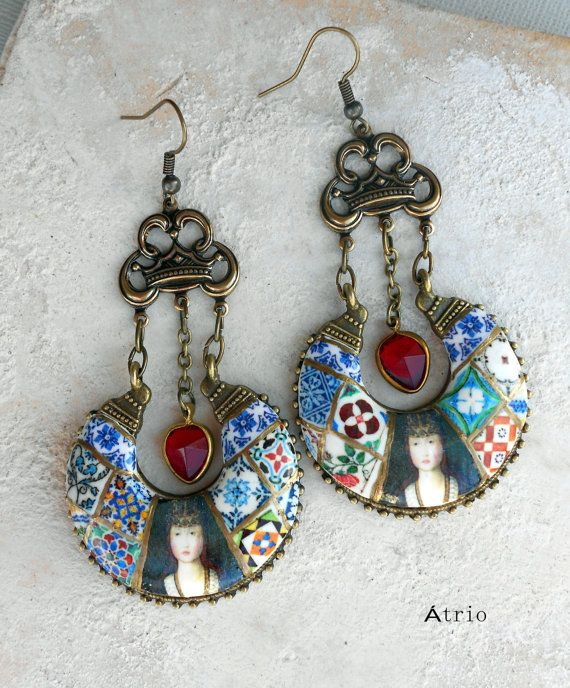 89 best Jewellery images on Pinterest | Portugal, Tiles and Hand ...