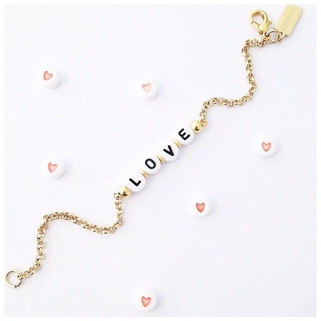 Namensarmband #handmade #bracelet #yourname