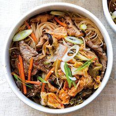 Korean-Style Noodles