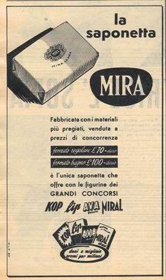 saponetta Mira