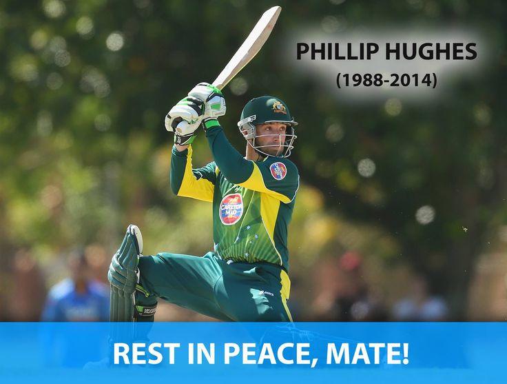 Phillip Hughes RIP