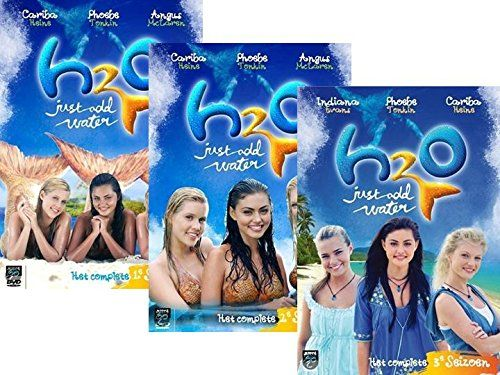 H20 just add water complete collection series 1 2 3 for H20 just add water cast