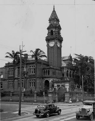Old city Hall South Brisbane…