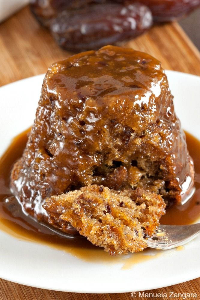 Sticky date pudding in Perth