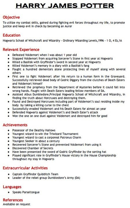 30 Best Resume Writing Images On Pinterest Resume Ideas