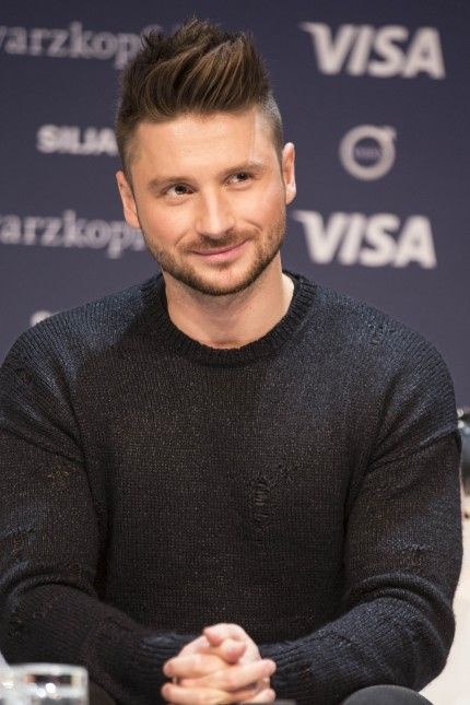 Sergej Lazarev (April 1, 1983) Russian singer, actor and danser, o.a. known from the Eurovision Song Contest of 2016, becoming 3rd.