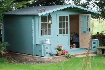 Ronseal Woodland Colours Wood Sage 5l Shed Pinterest
