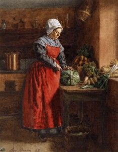 Cook with Red Apron