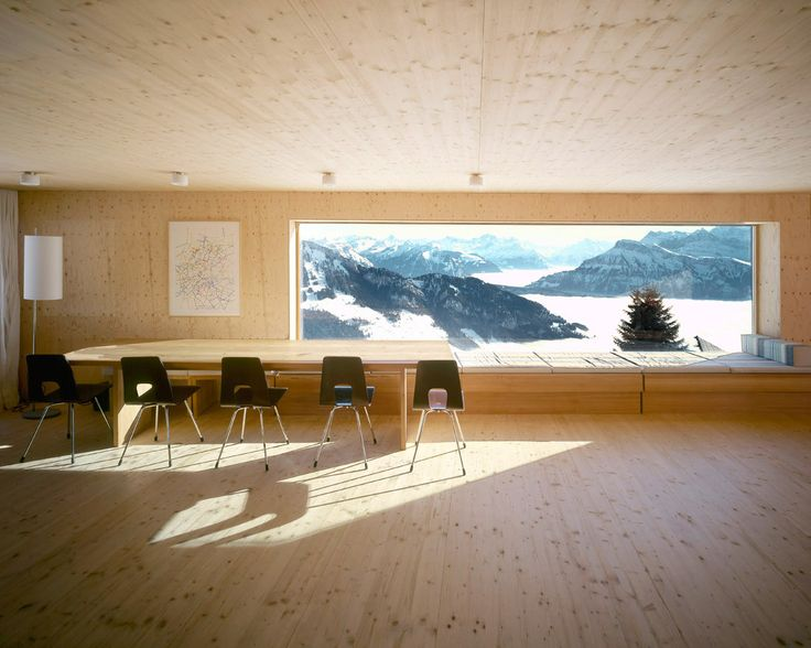 Gallery of Holiday House on the Rigi / AFGH - 2