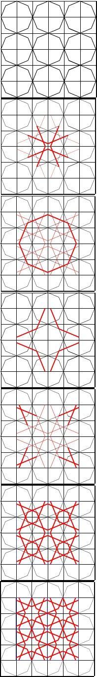 Zócalos andalusíes. La decoración geométrica | Juan Antonio Garcia Granados…