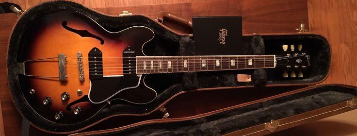 2014 Gibson ES-390 via Reverb.com