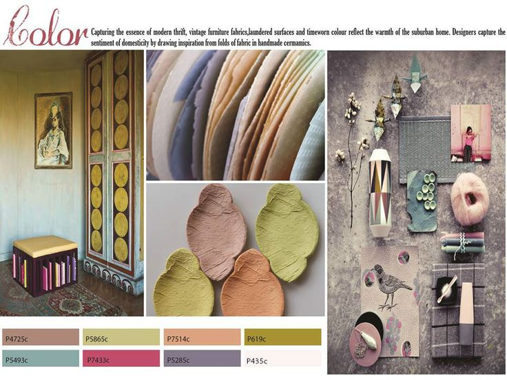 This is a prediction for home decor 2018 based on the trend pattern observed from 2012-2017