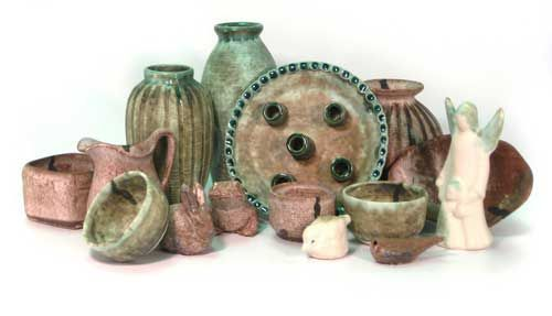McCarty pottery
