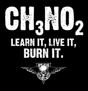 The Formula for Nitro Methane...