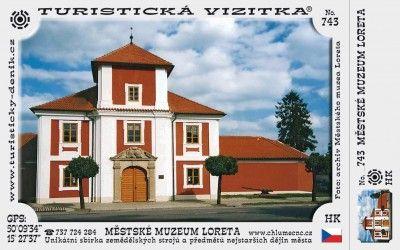 CZ-743 : Městské muzeum Loreta