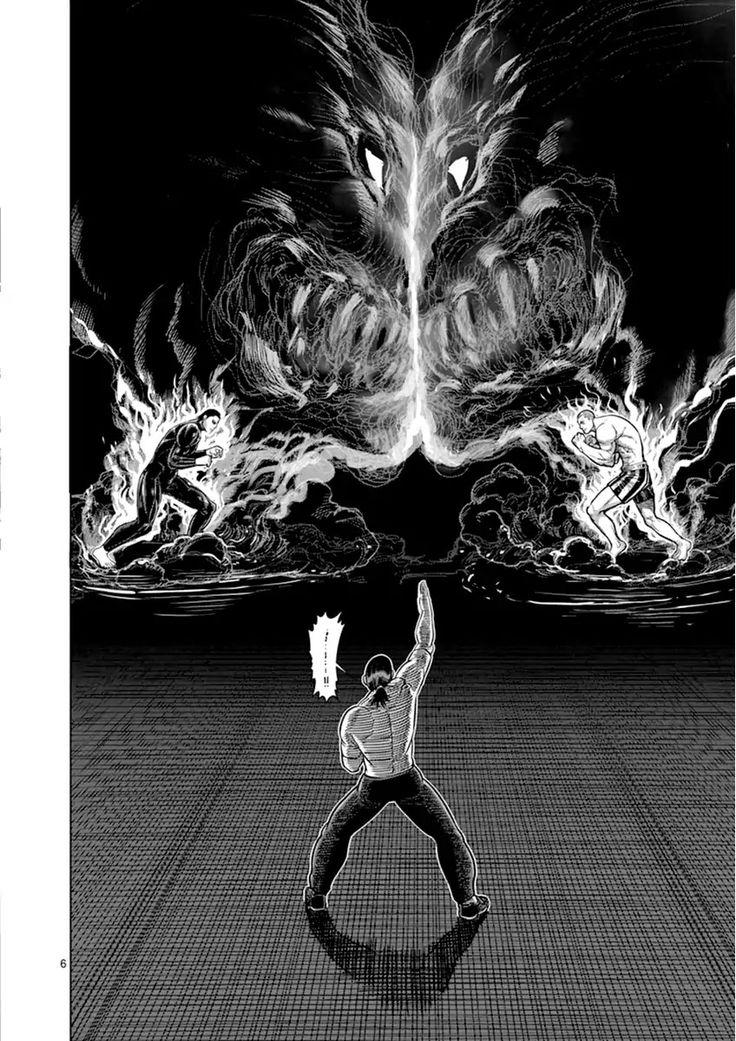Kengan Ashura mangá Anime, Manga, Art