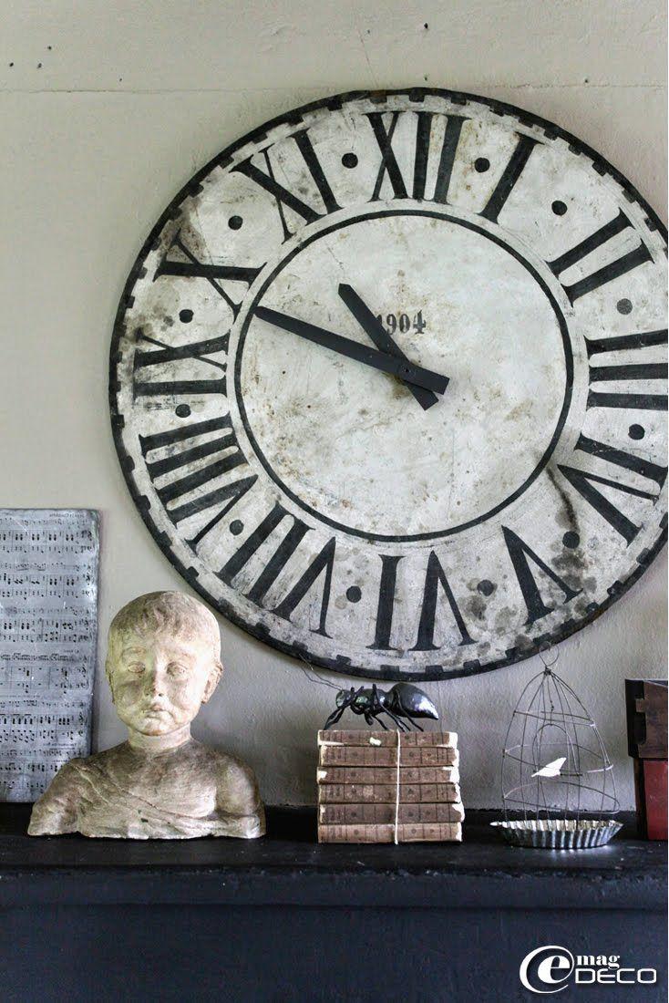 1000 idées sur le thème antique wall clocks sur pinterest ...