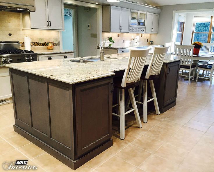 Best Kitchens White Off White Images On Pinterest - Fairfield maple cabinets