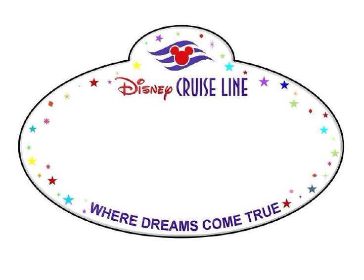 Disney cruise stateroom magnet- this year we are going to print our own.