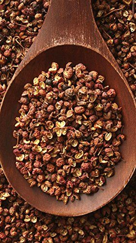 Sichuan Peppercorns for making Vegan Chinese Recipes
