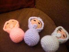 Ravelry: Babies pattern by ItchyCrochet