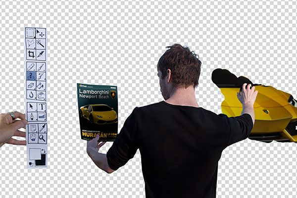 Photoshop in real life 2 on Behance