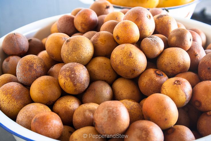 My favourite Zimbabwean wild fruit - mazhanje or mashuku.
