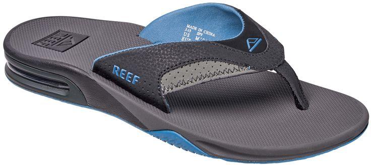 Reef Fanning slipper