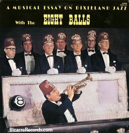 "The Eight Balls, ""A Musical Essay on Dixieland Jazz"" (1962)."