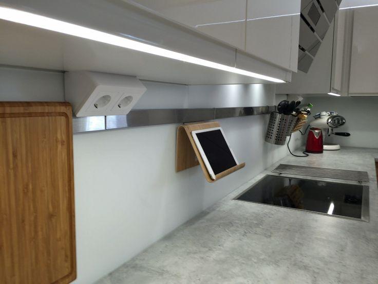 Puustelli kitchen / keittiö / kök by Thomas Berglund