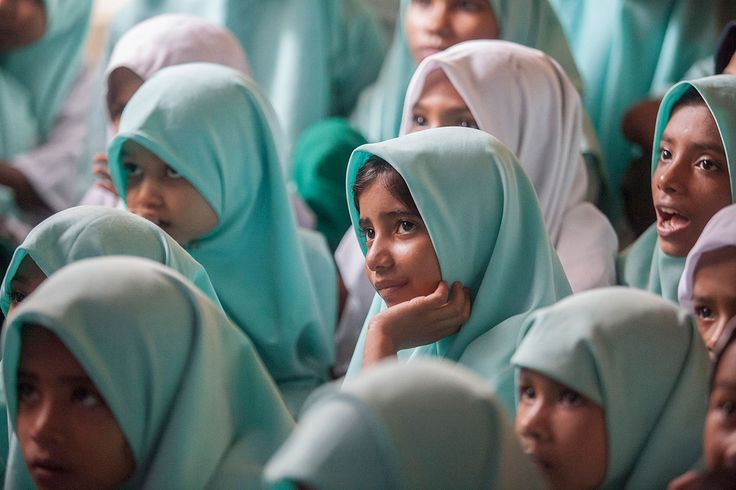 Rohingya children in Malaysia grow up stateless in the country where many of them were born.