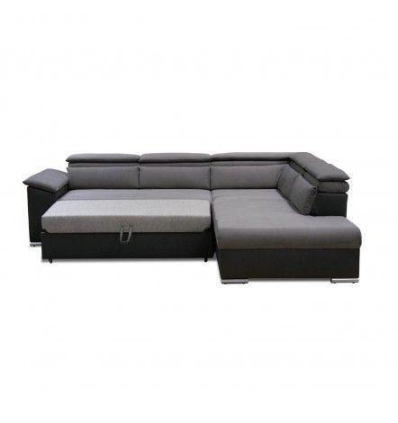 Canapé d'angle LORENA