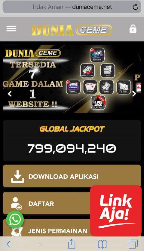 Pin On Daftar Situs Poker Online Deposit Linkaja