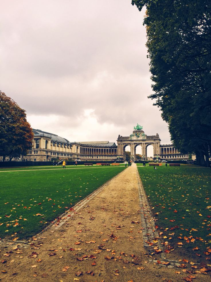 Fall in Bruxelles.