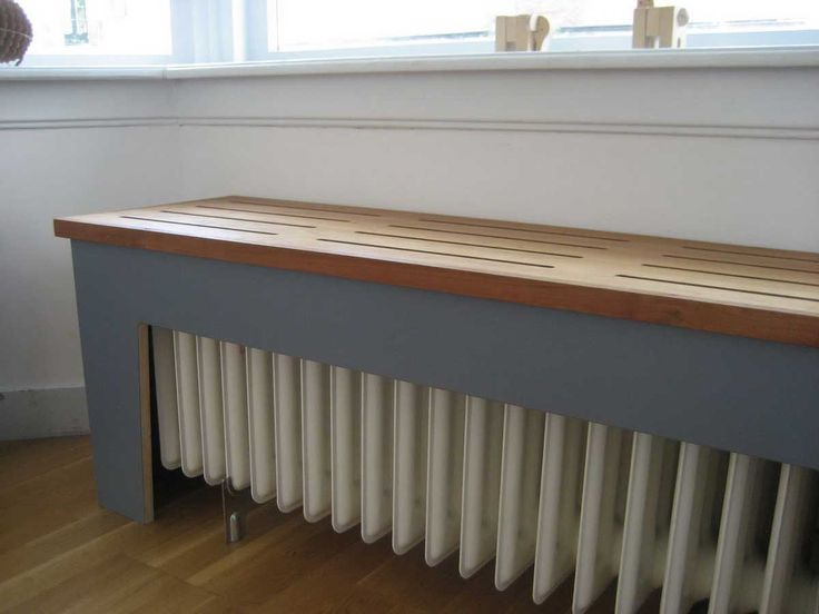 How to Build a Radiator Cover or Bench w/ pics | Cast Iron Radiator                                                                                                                                                                                 More