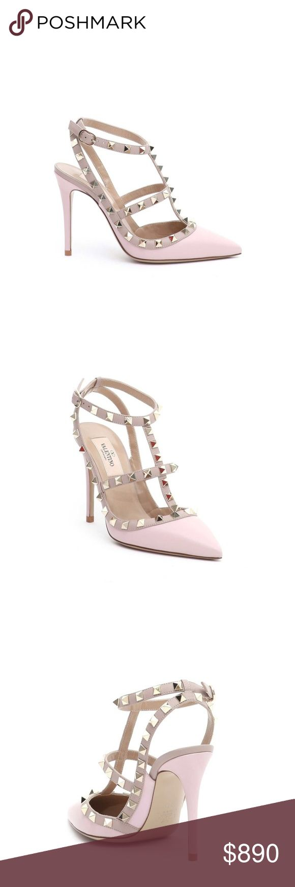 💕SALE💕 Pre-Order Valentino Pump in Rose Poudre Never worn and brand new...100% authentic or full refund... 💕ACCEPTING REASONABLE OFFER💕❌🚫TRADES❌⭕️ Valentino Shoes Heels